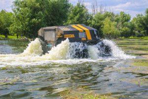 Sherp in Water