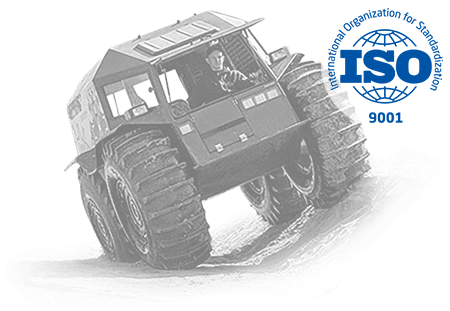 Sherp with ISO Logo